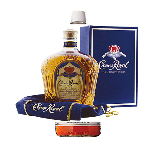 Crown 750ml